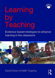 Learning by Teaching Topping - 1st Edition book cover