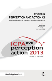 Studies in Perception and Action XII: Seventeenth International Conference on Perception and Action