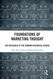 Foundations of Marketing Thought: The Influence of the German Historical School
