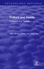 Culture and Family: Problems and Therapy