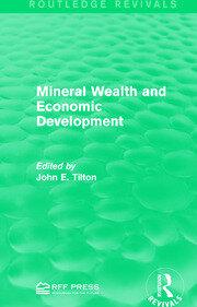 Mineral Wealth and Economic Development