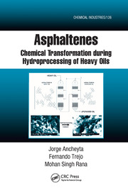 Asphaltenes: Chemical Transformation during Hydroprocessing of Heavy Oils