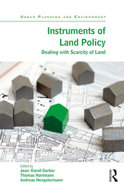 Featured Title - Instruments of Land Policy HARTMANN - 1st Edition book cover