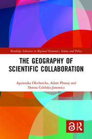 The Geography of Scientific Collaboration