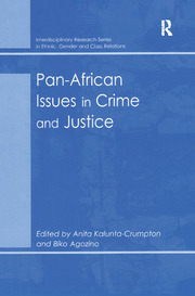 Pan-African Issues in Crime and Justice