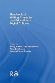 Featured Title - Handbook of Writing, Literacies, and Education - 1st Edition book cover