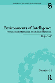 Environments of Intelligence: From natural information to artificial interaction