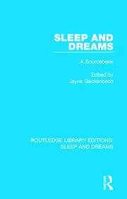 Sleep and Dreams: A Sourcebook