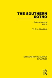 The Southern Sotho