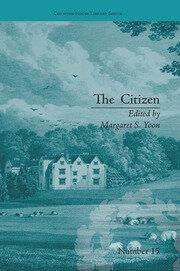 The Citizen: by Ann Gomersall
