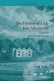 The History of Lady Julia Mandeville: by Frances Brooke