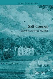 Self-Control: by Mary Brunton