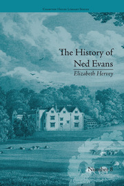 The History of Ned Evans: by Elizabeth Hervey