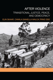 After Violence: Transitional Justice, Peace, and Democracy