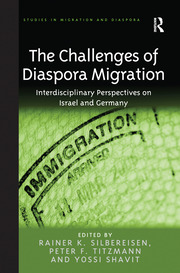 The Challenges of Diaspora Migration: Interdisciplinary Perspectives on Israel and Germany