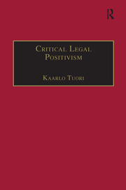 Critical Legal Positivism