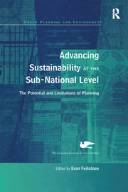 Advancing Sustainability at the Sub-National Level: The Potential and Limitations of Planning