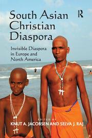 South Asian Christian Diaspora - 1st Edition book cover