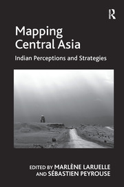 Mapping Central Asia - 1st Edition book cover