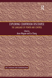 Witnesses on Trial: Address and Referring Terms in US Cases