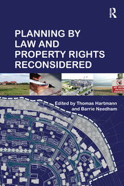 Planning By Law and Property Rights Reconsidered - 1st Edition book cover