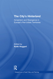 The City's Hinterland: Dynamism and Divergence in Europe's Peri-Urban Territories