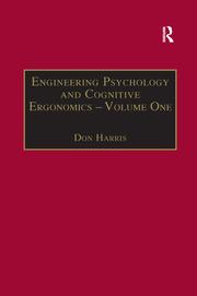 Engineering Psychology and Cognitive Ergonomics: Volume 1: Transportation Systems