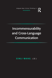 Incommensurability and Cross-Language Communication