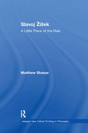 Slavoj Žižek: A Little Piece of the Real