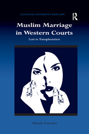 Muslim Marriage in Western Courts: Lost in Transplantation