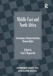 Middle East and North Africa: Governance, Democratization, Human Rights