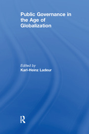The Competitive State and the Industrial Organization of Nations