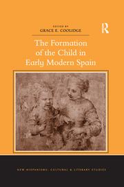 The Formation of the Child in Early Modern Spain