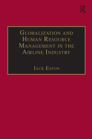 Globalization and Human Resource Management in the Airline Industry
