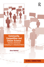 Community, Competition and Citizen Science: Voluntary Distributed Computing in a Globalized World