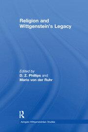 Religion and Wittgenstein's Legacy
