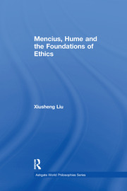 Mencius, Hume and the Foundations of Ethics