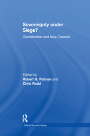 Sovereignty under Siege?: Globalization and New Zealand