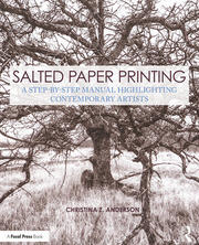 Printing Gum over Salted Paper