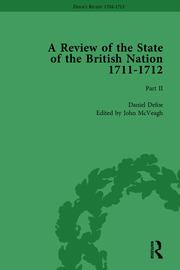 Defoe's Review 1704–13, Volume 8 (1711–12), Part II