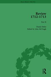 Defoe's Review 1704–13, Volume 9 (1712–13), Part II