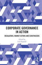 Corporate Governance in Action: Regulators, Market Actors and Scrutinizers