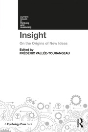 Insight: On the Origins of New Ideas
