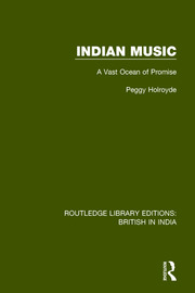 Indian Music: A Vast Ocean of Promise