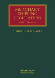 Merchant Shipping Legislation