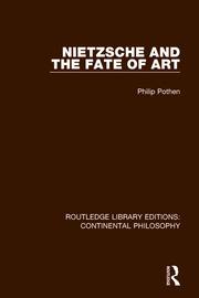 Nietzsche and the Fate of Art