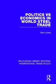 Politics vs Economics in World Steel Trade