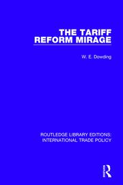 The Tariff Reform Mirage