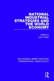 National Industrial Strategies and the World Economy