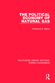 The Political Economy of Natural Gas